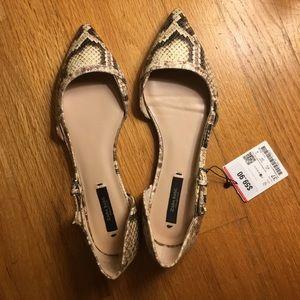 Zara Shoes - Zara Ballerina Flats